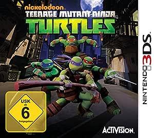 Teenage Mutant Ninja Turtles/3Ds: Amazon.es: Videojuegos