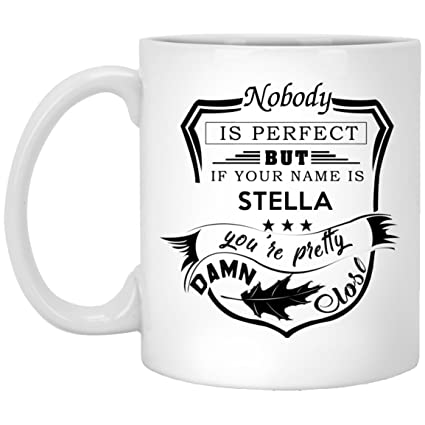 name mugs personalized gift birthday mug name is stella coffee mug name personalized gifts
