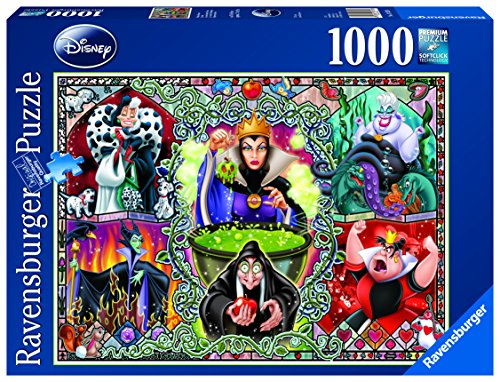 Wicked Women 1000 Piece Jigsaw (Jigsaw Female Costume)