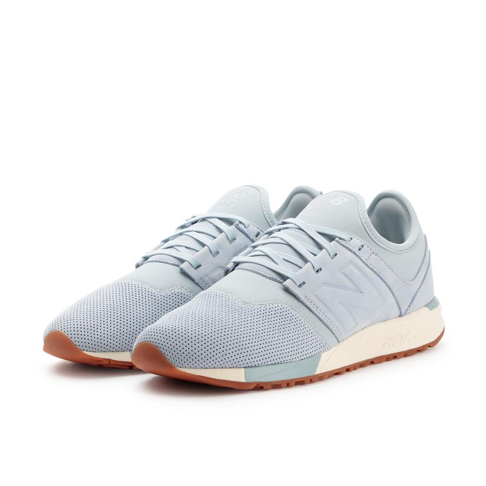 New Balance Herren 247 Classic Mesh Sneaker  40.5 D EU|Light Porcelain/Sea Salt