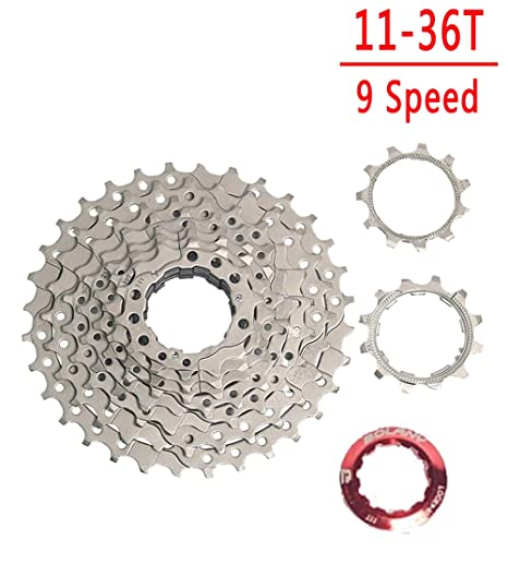MTB Bicycle Flywheel Bike Cassette Cycling Freewheels 10 Speed 11-46T//11-50T 42T