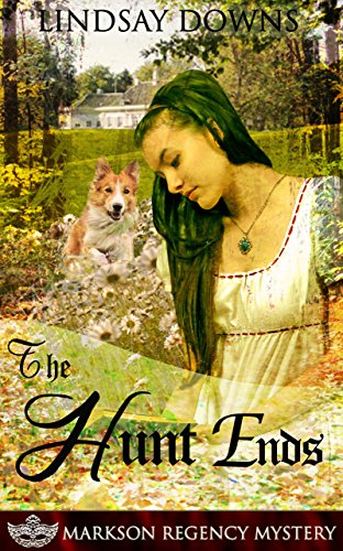 book cover of The Hunt Ends