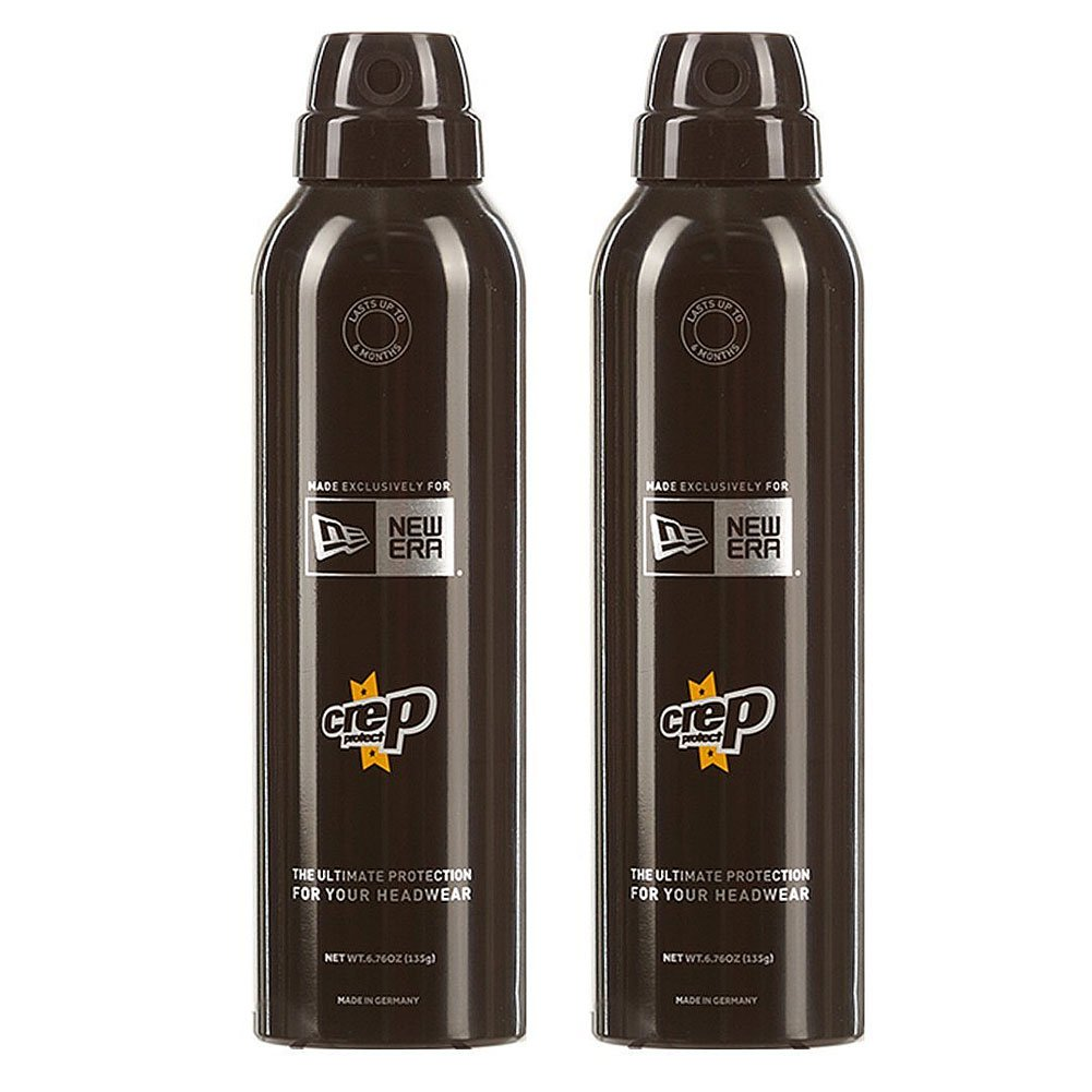 Crep Protect x New Era Headwear Protection Clear (2 Bottles of 200ml)