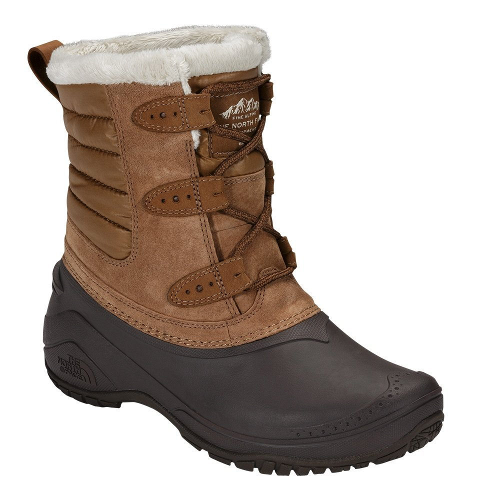 The North Face Womens Shellista II Shorty B01N5H5EMF 9 B(M) US|Dachshund Brown/Wintage White (Past Season)