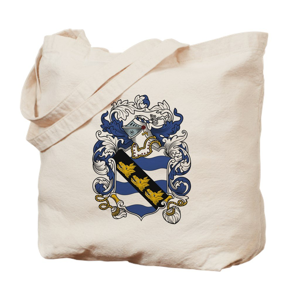 CafePress - Purcell Coat Of Arms - Natural Canvas Tote Bag, Cloth Shopping Bag
