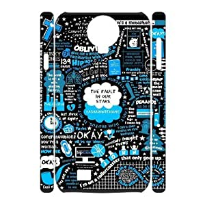 C-EUR Cell phone case Okay Okay Hard 3D Case For Samsung Galaxy S4 i9500