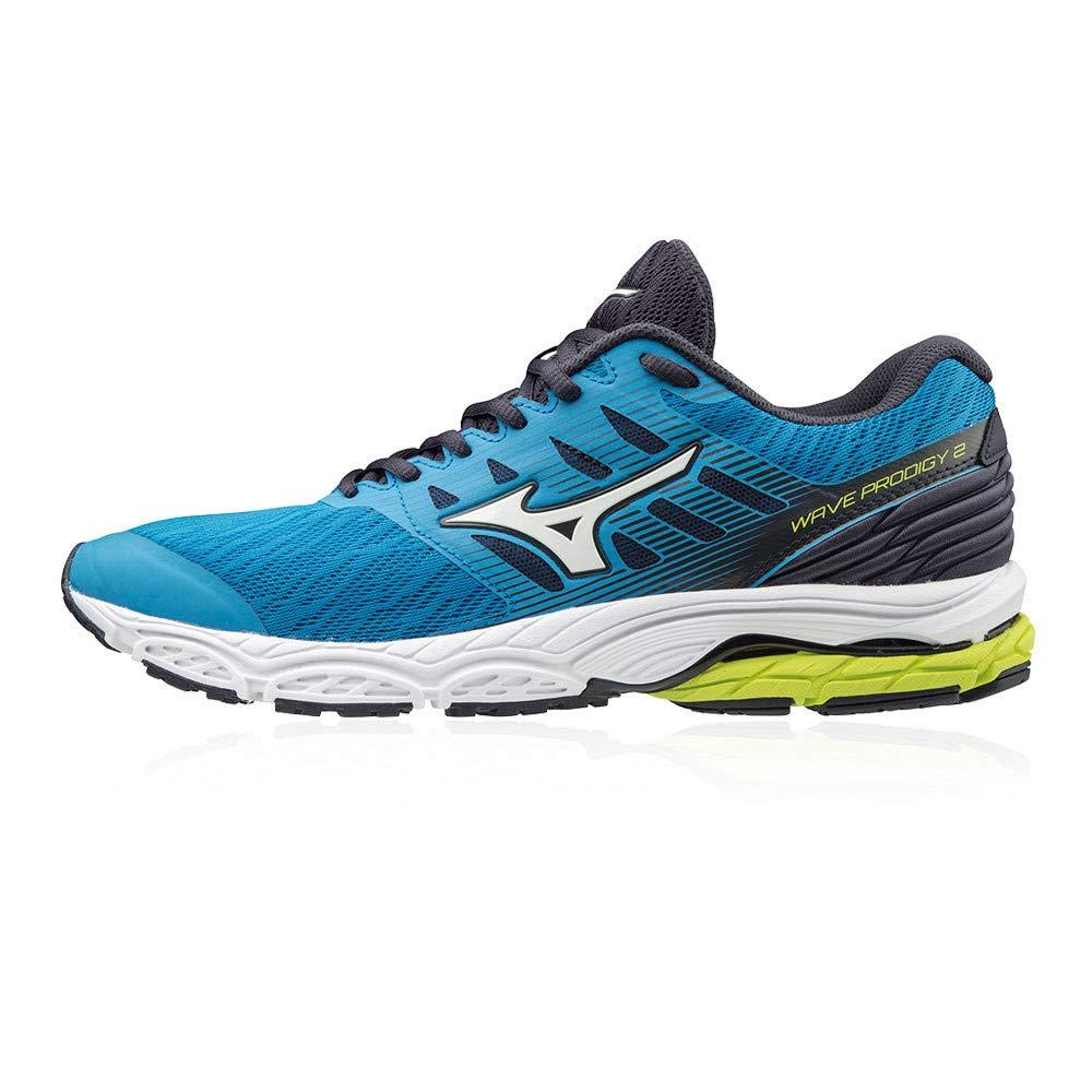 17b4ca86e6cc Mizuno Wave Prodigy 2 Azul Negro J1GC1810 16  Amazon.es  Zapatos y  complementos