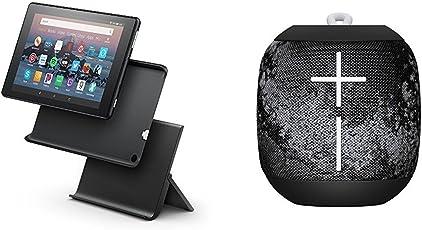 All-New Show Mode Charging Dock for Fire HD 8 + Ultimate Ears WONDERBOOM Speaker