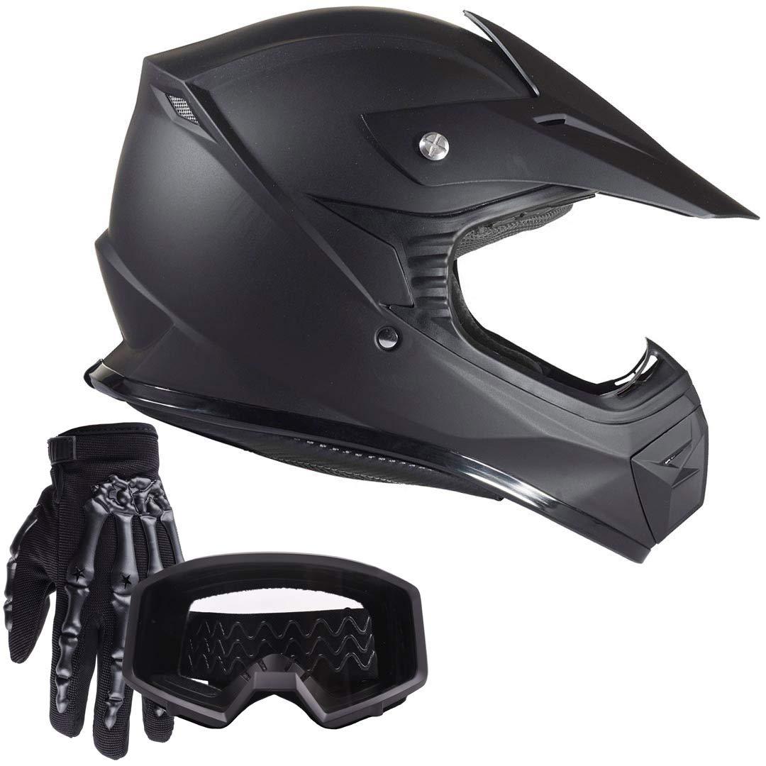 Amazon.com: Guantes y casco para niños y jóvenes, para ...
