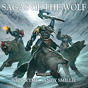 Sagas of the Wolf Audiobook