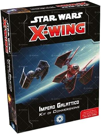 Asmodee- Star Wars X-Wing - Kit de conversión Impero Galáctico, Color 9928: Amazon.es: Juguetes y juegos