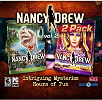 Legacy Amazing Adventure Games Nancy Drew 2 Pack Vol 2