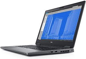 Dell Precision 17 M7730 Xeon E-2176M 32GB RAM 512GB SSD 17.3'' FHD Intel Graphic Chipset (Renewed)