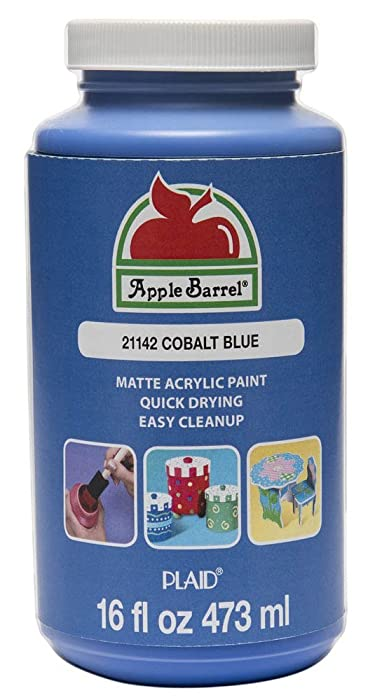 Top 9 Apple Barrel Paint Blue