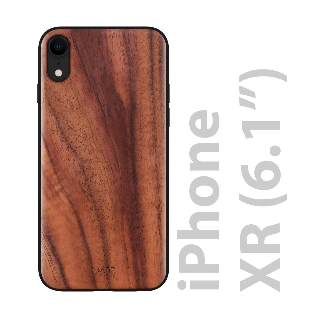 iATO wood snap on cover case