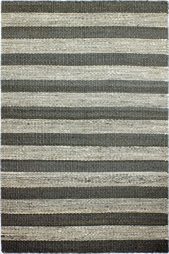 """Bashian Natural Collection BN201 Hand woven Jute Area Rug, 5x7.6"""", Taupe -  NATURAL BN201"""