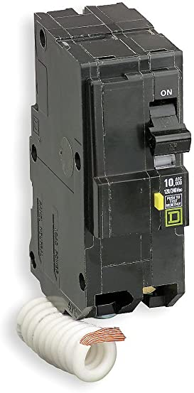 Square D QO240GFI Ground Fault Circuit Breaker