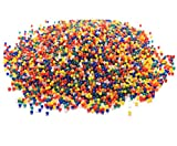 Hot Summer Toy Play with Kids Gift Water Soft Balls 10000pcs Water Gun Fish Tank Decoration Pop Water Toy Balls Only