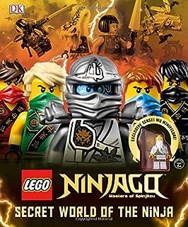lego ninjago secret world of the ninja lego ninjago masters of spinjitzu