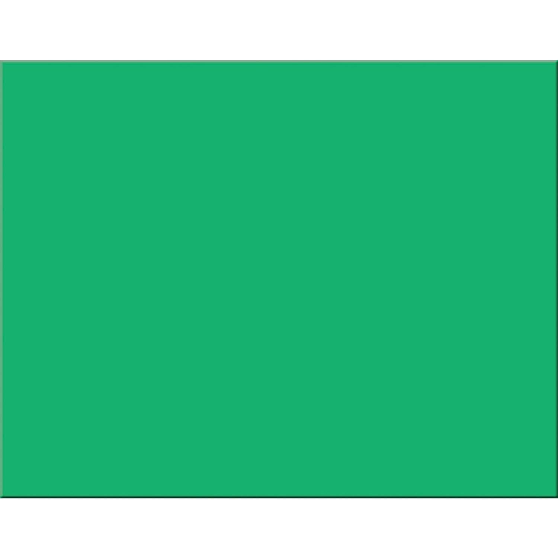 Light Green 25 Sheets Peacock 6-Ply Railroad Board 22X28