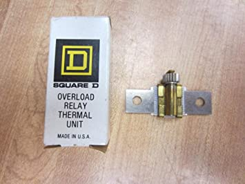 SQUARE D B STYLE OVERLOAD HEATER ELEMENT SIZE B25.0