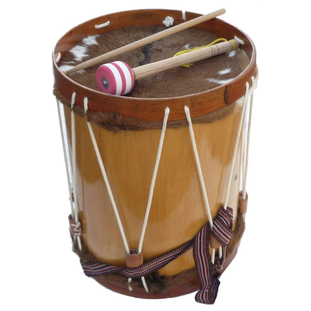 大人気新作 ペルー 大 フォルクローレ楽器 BOMBO-30 ボンボ ボンボ 太鼓 大 BOMBO-30 大 B011HXABPM, 南予はーべすと:b51525c1 --- a0267596.xsph.ru
