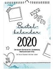 Costantin Calendario 2020.Calendari Da Muro Amazon It