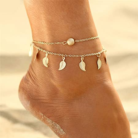 Summer  Anklet beach jewelry Beaded Anklet summer trends