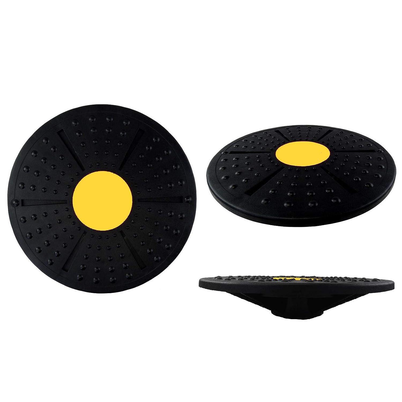 Gadgetzone 36 cm, Antideslizante, Ligera, Duradera Tabla de Equilibrio