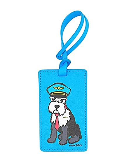 505e17e5d082 Marc Tetro Luggage Tag