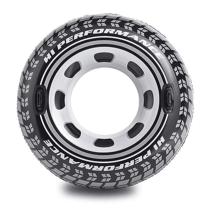 Intex 56268NP - Rueda hinchable neumático y con asas, diámetro 114 ...