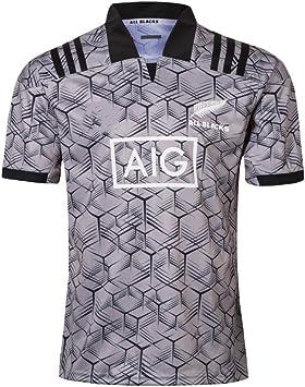 Hombres Camiseta de Rugby Nueva Zelanda All Black Team Maori ...