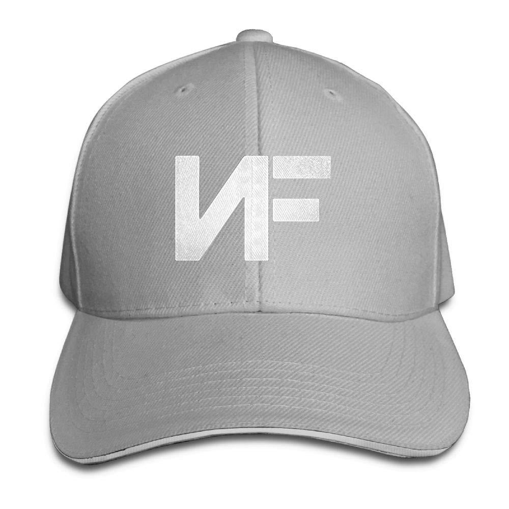 Amazon.com  Unisex NF Adjustable Stylish Sandwich Dad Golf Hat Hip Hop Baseball  Cap Ash  Clothing c73772c31d9