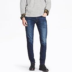 Uniqlo Ultra Stretch Skinny FIT Jeans - Mens Size 33 Inseam 30