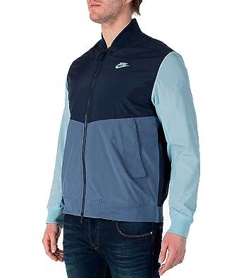 Amazon.com: Nike Sportswear franquicia Varsity chamarra ...