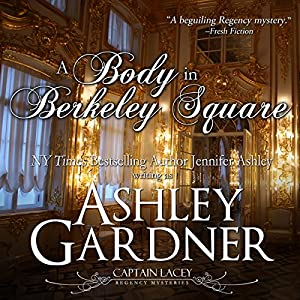 A Body in Berkeley Square Hörbuch