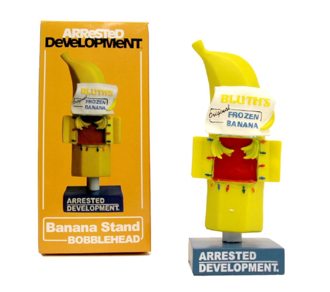 Arrested Development Banana Stand Bobblehead