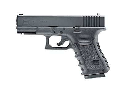 Amazon com : Glock Gen 3 G19  177 Caliber Steel Bb Pistol : Sports