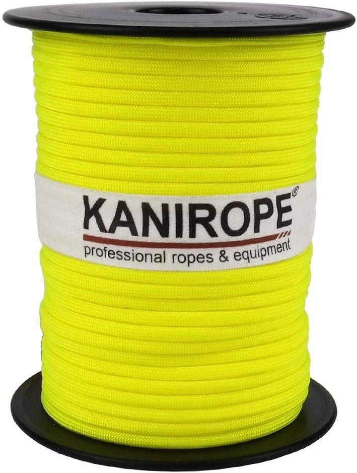 Kanirope/® Paracord XPRO /ø3,8mm 32-Fach geflochten