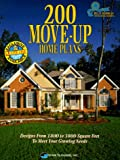 200 Move-up Home Plans, Home Planners, 1881955303