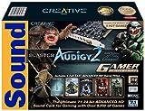 Creative Labs Sound Blaster Audigy 2 ZS Gamer PCI Soundcard (70SB035000013)