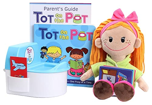 Potty Training with Tot On The Pot