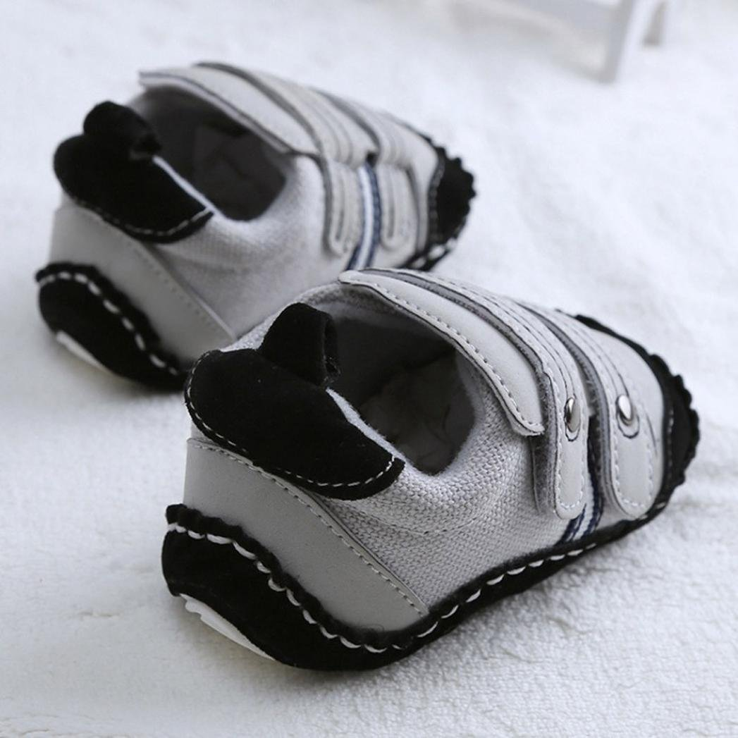 Girls Boys Soft Sole Leater Shoe Soft Bottom Shoes Flats Shoes Egmy Baby Shoes