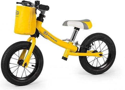 Novi Bicicleta de aprendizaje sin pedales y con freno ajustable ...