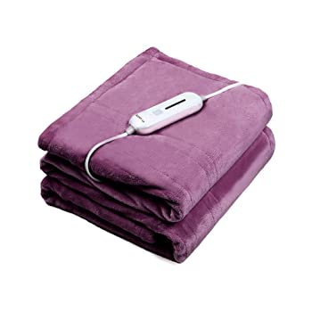 Wapaneus 3 Heat Settings Electric Blanket