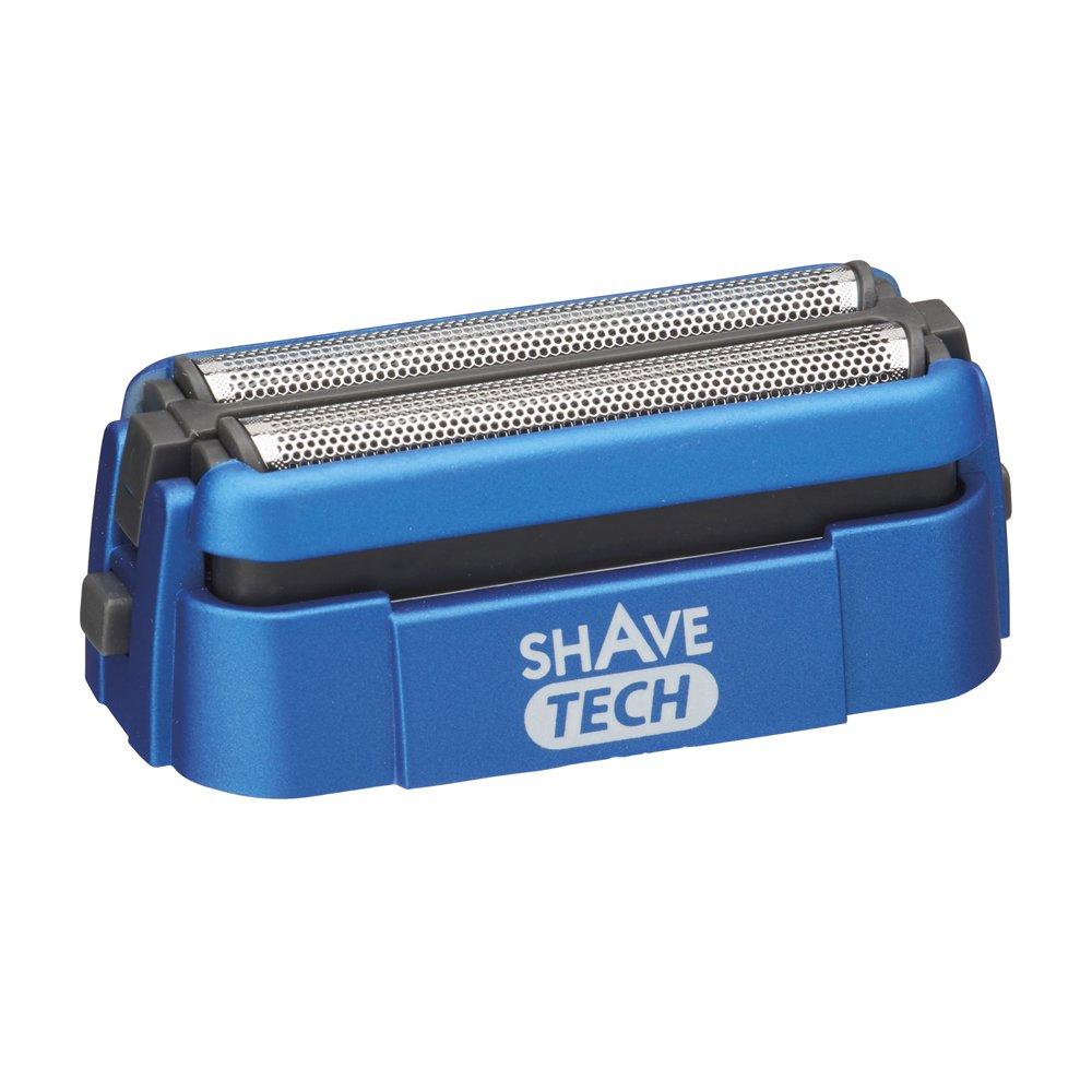 Shave Tech Rechargeable Foil Shaver - Blue. (Shaver) AHGRD006325