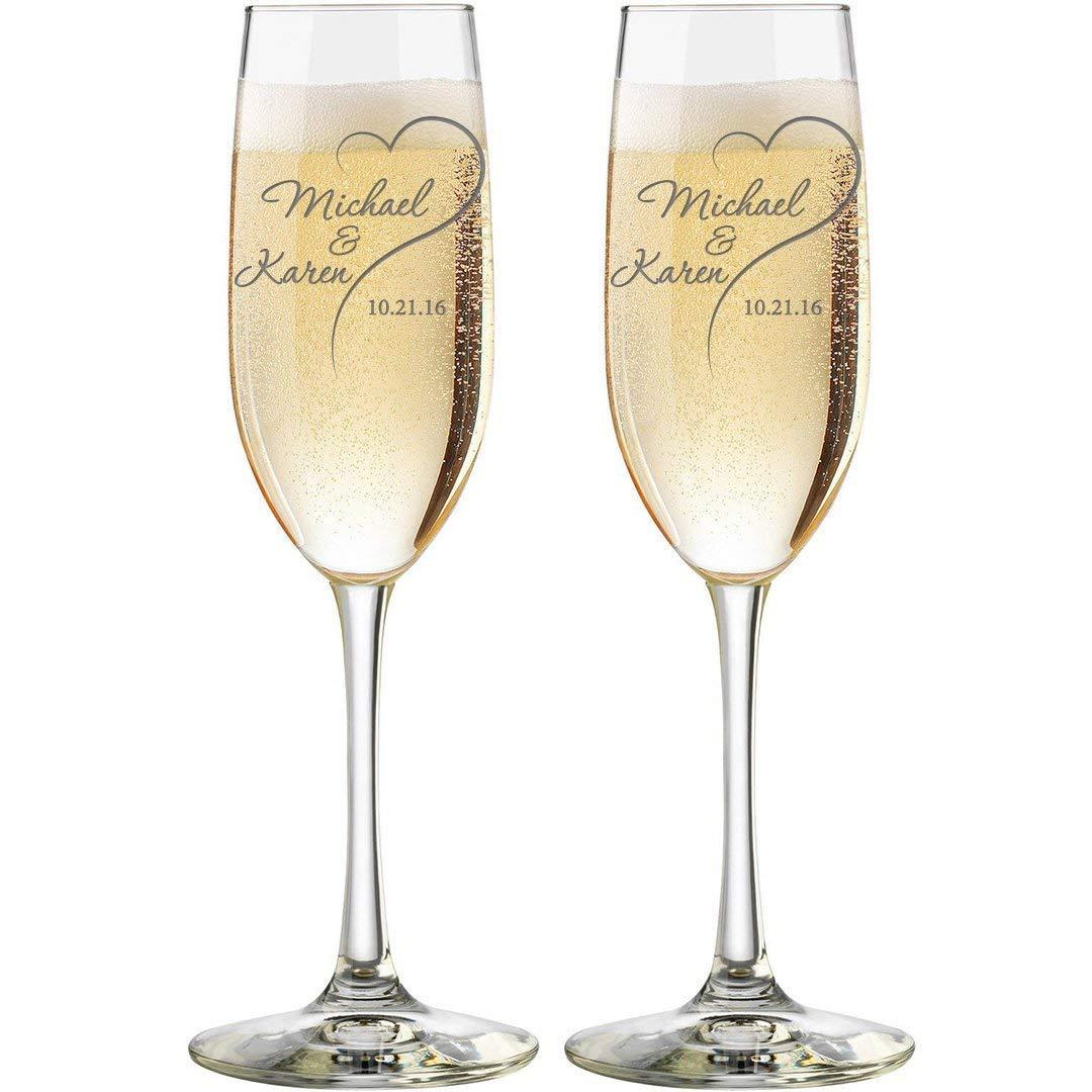 DIY wedding Personalized Wedding wedding toasting glasses Toasting Flutes Toasting glasses Champagne Flutes Mr and Mrs Champagne