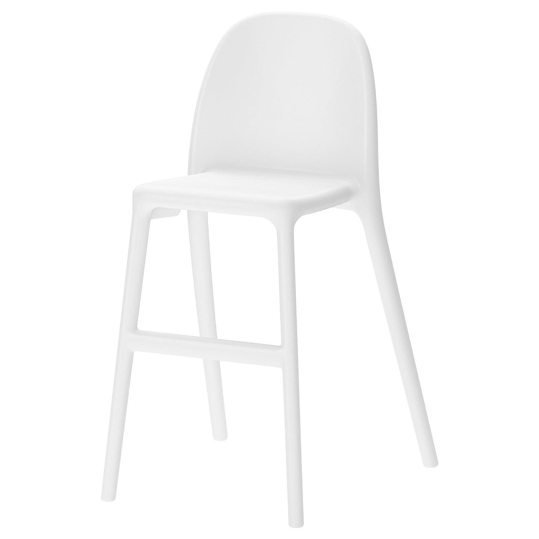 IKEA(イケア) URBAN ホワイト 30165216 子供用チェア、ホワイト B00C65BKJW