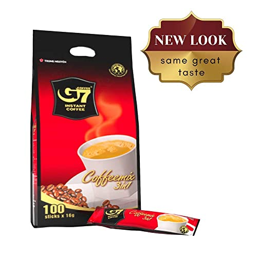 Trung Nguyen G7 3 In 1 Instant Coffee