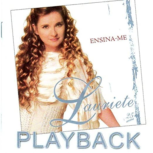 lauriete ensina-me playback